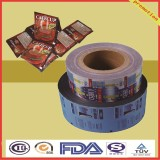 printing laminating sachet packaging film