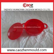De alta calidad de inyección de plástico instantáneo tazón de fuente de tallarines