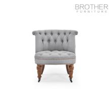 Sofa de meubles de conception de tissu de luxe de style européen moderne