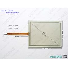 für Siemens A5E00208772 398829 TP177 Touchscreen Glasscheibe