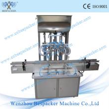 Bouteille en verre Machine de remplissage automatique Machine de remplissage d'eau