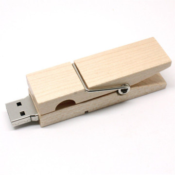 Lecteur Flash USB New Wood 8Go 3.0