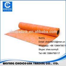 Membrane imperméable à la douche PPPE de 0,6 mm