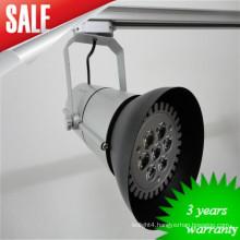 High Quality profession focusable led track light & modern aluminum design