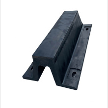 Customized size marine arch type rubber fender for port jetty