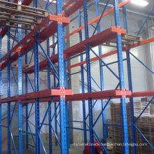 Powder Coated Hot Selling Drive-in Pallet Racking