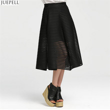Fashion New Design Lady Skirt Femmes Jupe Factory en Chine Guangzhou