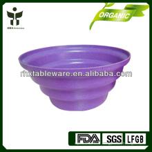 Éco plante fibre pot de fleurs / pot de plante