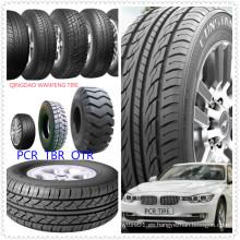 Neumático del automóvil de pasajeros, neumático de la PCR, neumático de SUV