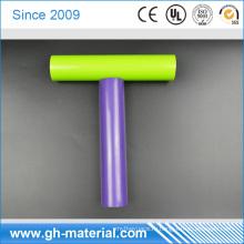 Цветные ПВХ трубы жесткие оптом дешевые черный ПВХ трубы