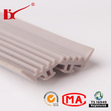 Tira de vedação de borracha de silicone para congelador