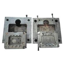 Fundición a presión de zinc de la placa del interruptor