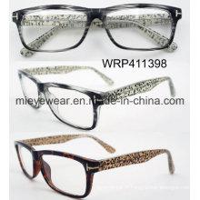 Cadre optique Cp pour hommes à la mode (WRP411398)