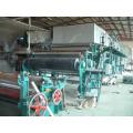 máquina de recubrimiento para máquina de papel