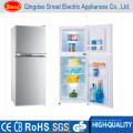 Made in China Kühlschrank Doppeltür Kühlschrank Kühlraum Kühlschrank Gefrierschrank