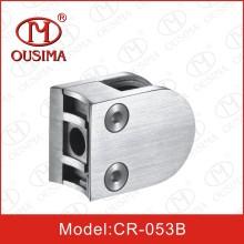 Стеклянный поручень из нержавеющей стали высокого качества для балюстрадной трубы (CR-053B)