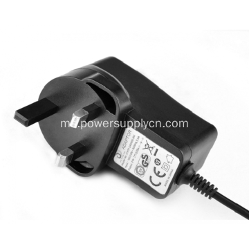18W 6V3A Wall Mount Power Charger Dengan LED