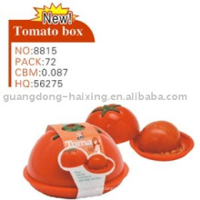New! Plastic Tomato Food Box