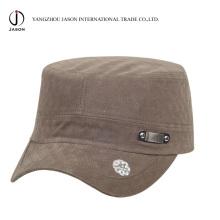 Military Cap Fidel Cap Reißverschluss Cap Fashion Cap Freizeit Cap Baseball Cap