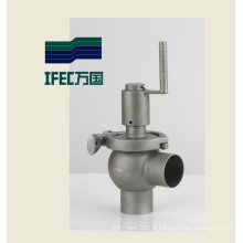 Stainless Steel Manual Reversing Valve