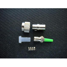 Conectores para cabo de conexão óptico Fcapc 0,9 mm