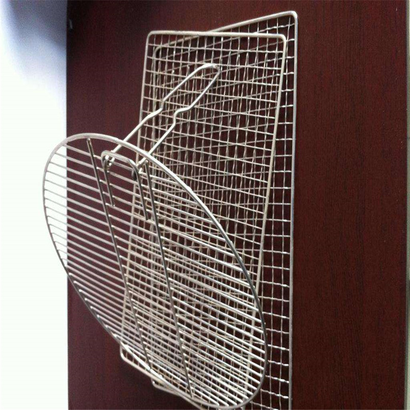 Barbecue Grill Toaster Mesh