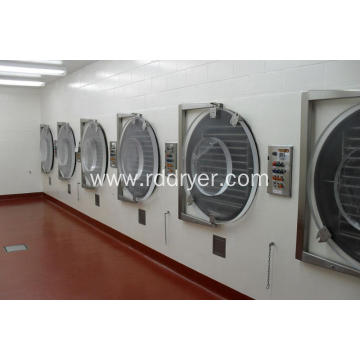 high viscosity materials dryer