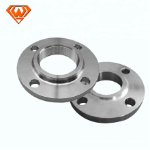Welding Threaded forged stainless steel lwnrf flange 30