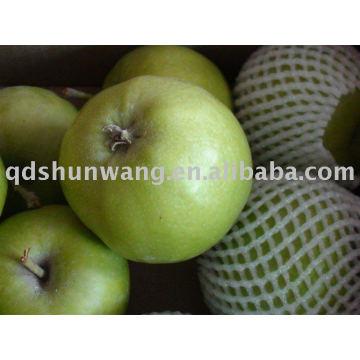 green gala apple