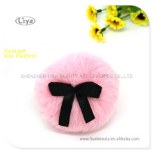Cute Bowknot Face Powder Puff Professional Manufacturer