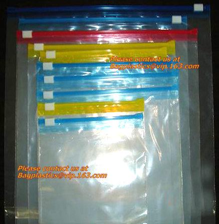PE slider bags