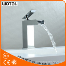 Single Lever Deck Mounted Basin Mixer