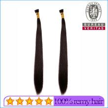 Wholesale Price Remy Hair Grade Brazilian Hair Human Virgin Hair I Tip Hair Extension