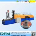 Keel roll forming machine, single track sliding door