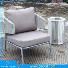 China Factory Cheap Patio Outdoor Rope lounger chairs