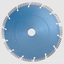 Lâmina de diamante segmentado Turbo para granito corte seco (SUGSB)