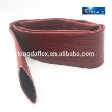 Für Landwirtschaft Bewässerung Rot PVC Layflat Schlauch