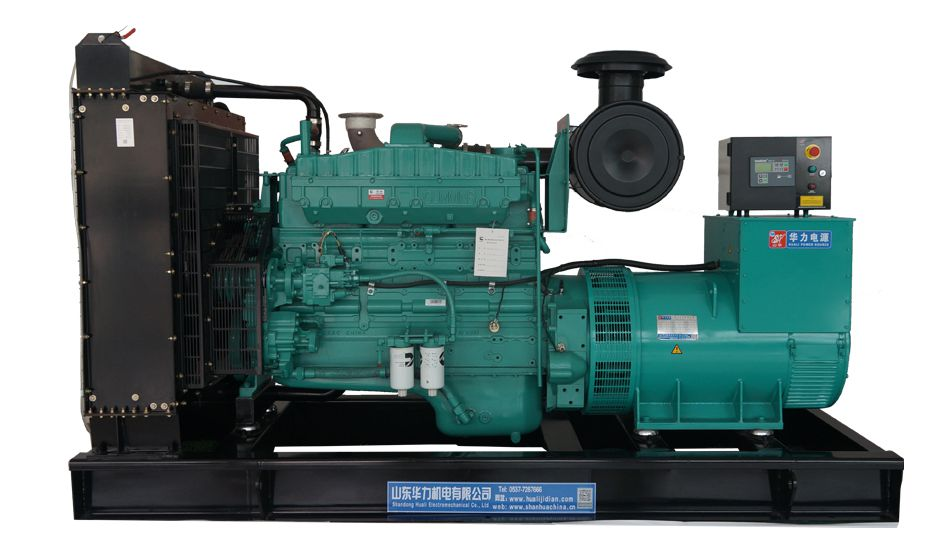 HUALI ac three phase diesel power generator