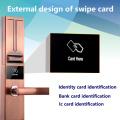 Verrouillage de porte à empreinte digitale à télécommande APP