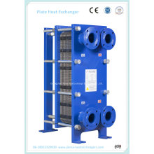 316L and 304 Stainles Steel Gasket Plate Heat Exchanger for Food Sterilization & Cooling (BR03K-1.0-26-E)