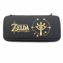 nintendo switch lite eva protective bag