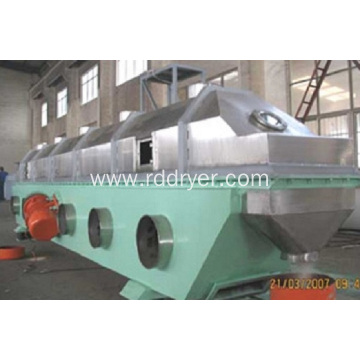 ZLG Vibrating Fluid Bed Dryer For Chemical Fertilizer