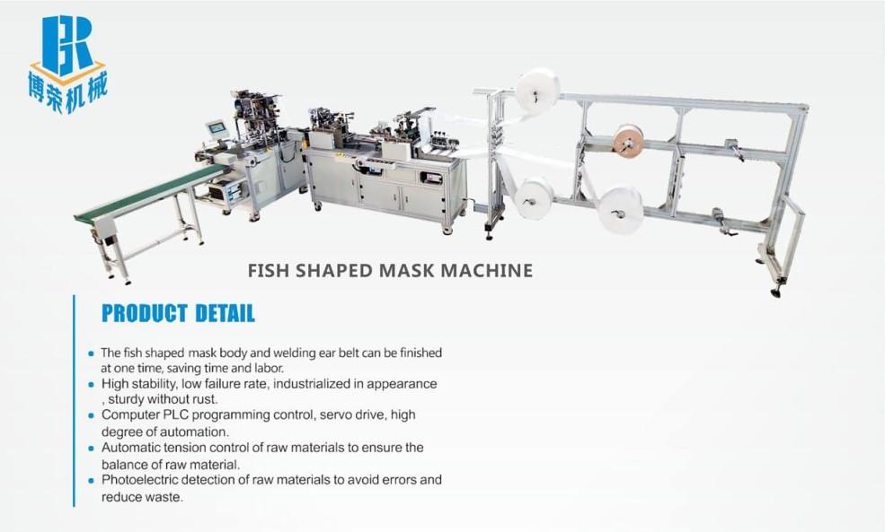 KF94 Mask Machine