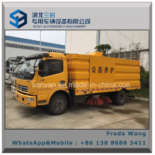 Brand New Cleaning Sweeper Truck
