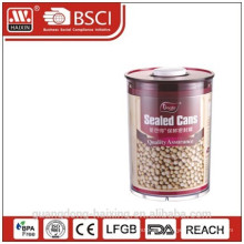 Arsto Plastic Vacuum Sealed Canister