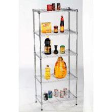 Ajustable cromo Home Rack Rack de alambre (CJ6035120C5C)
