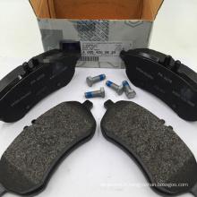 W204 W207 Kit de plaquettes de frein avant pour BENZ C200 C250 Kit de plaquettes de frein avant 0054200820 0054200920 0054207120