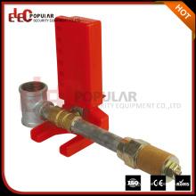 Elecpopular Hot Selling Products Bloqueio de válvula de esfera ajustável totalmente isolado