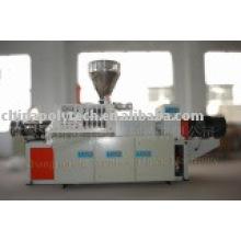 PVC / WPC Kunststoffprofilextrusionslinie