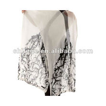 Lightweight Cashmere Knitting Printed Shawl Scarf